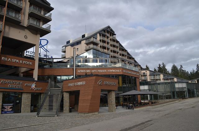 Хотел Рила