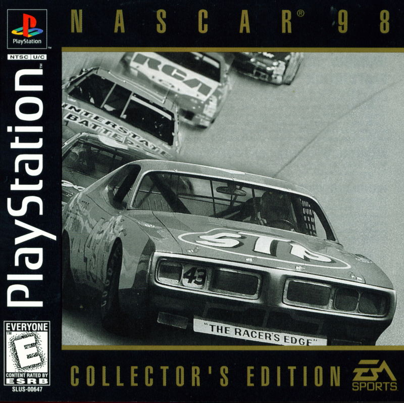 NASCAR 98 - Collectors Edition - PS1 - ISOs Download