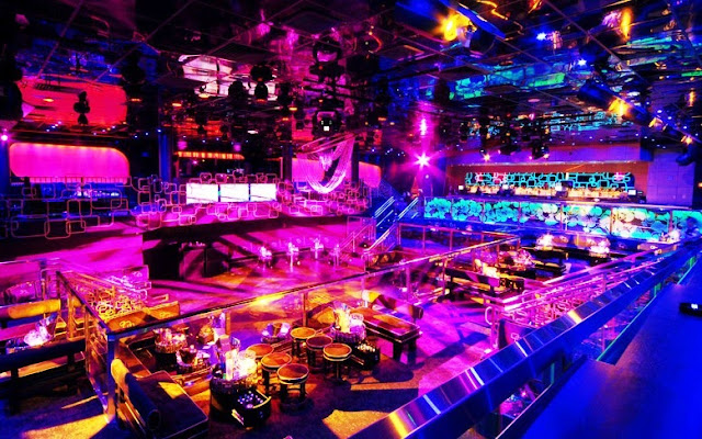 Balada The Bank Nightclub em Las Vegas