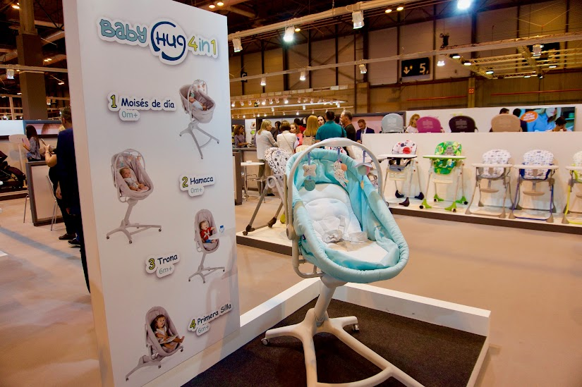 Baby Hug 4 in 1 de Chicco