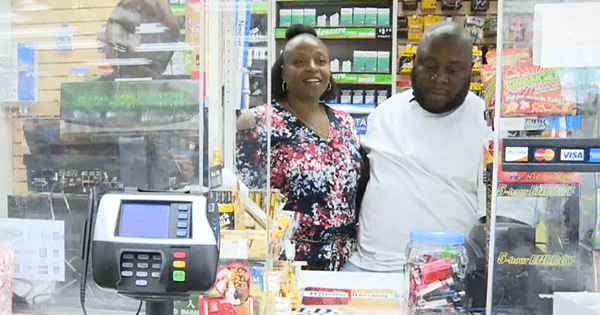 Colisha Hicks and Fatz, first Black-owned gas station in Jonesboro