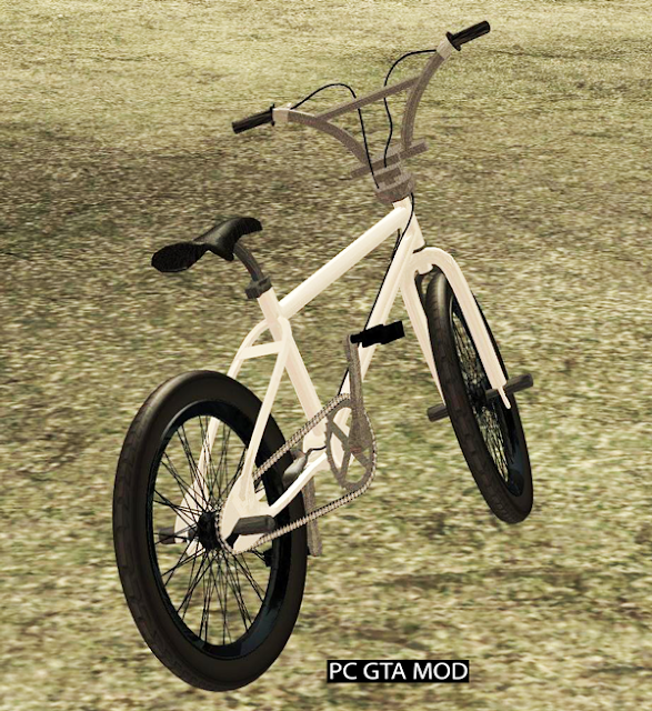 Free Download X-game BMX Mod for GTA San Andreas.