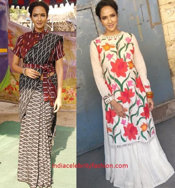 Lakshmi Manchu's Outfits for Memu Saitham