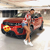 Temi Otedola gets a Range Rover as a graduation present from her dad, Femi Otedola