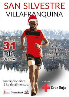 San Silvestre Villafranca del Bierzo