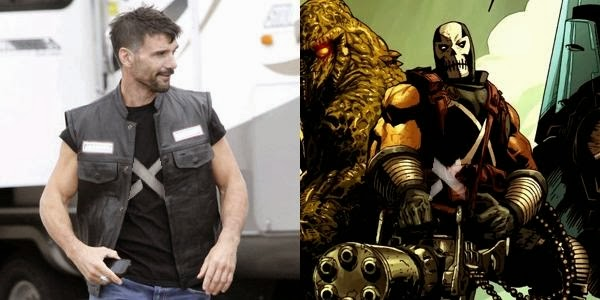 Crossbones in the Captain America: The Winter Soldier ...