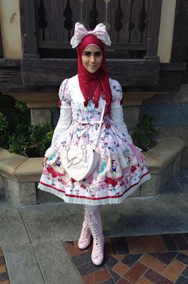 Cewek Hijab Pakai Dress Lolita 60s Cewek Hijab Pakai Dress Lolita 60 year old woman 60's Cewek Hijab Pakai Dress Lolita Cewek Hijab Pakai Dress Lolita 60s mod drss 6th grade weebly