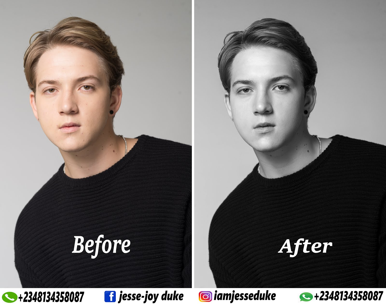 Get A Professional Retouch For Your Pictures