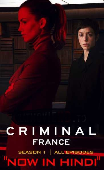 Criminal: France (2019) All Episodes Dual Audio Hindi 720p NF HDRip HEVC x265 MSubs