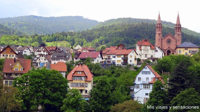 Forbach, Selva Negra, Alemania