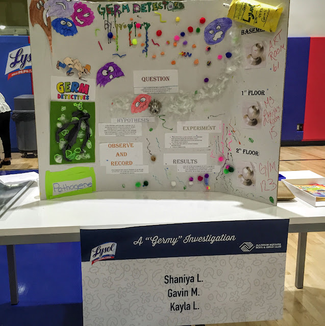 Actress Ali Larter Lysol Back to School Science Fair NYC