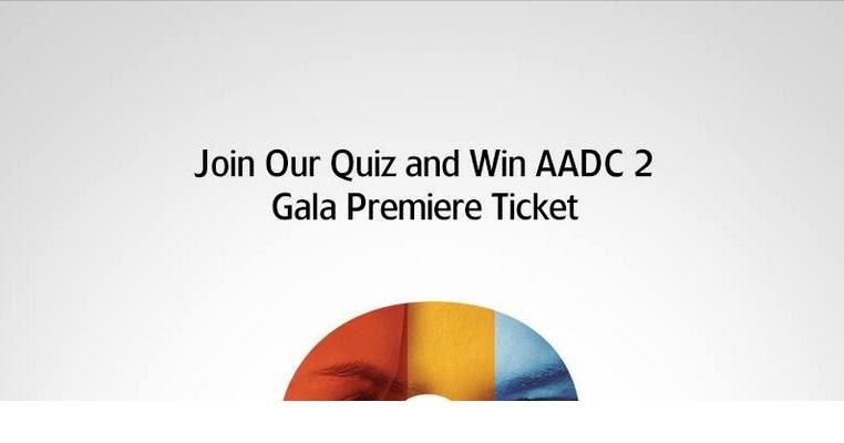 Kuis #AADC2 Garuda Indonesia Berhadiah 4 Buah tiket Gala ...