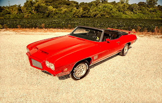 1971 Pontiac LeMans Sport Convertible Modified