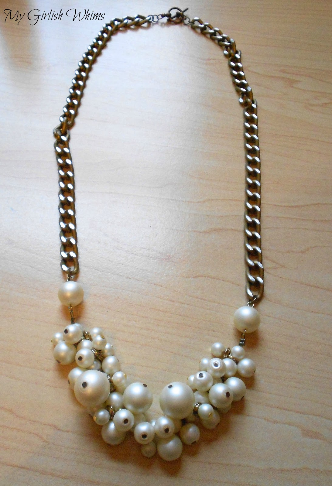 The Shoestring Contessa How I Fell In Love With Pearls