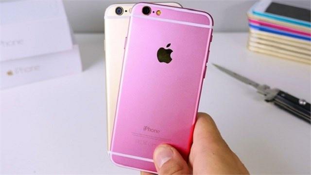 Vỏ iphone 6 chính hãng trông sắc nét và bóng đẹp hơn hàng nhái.