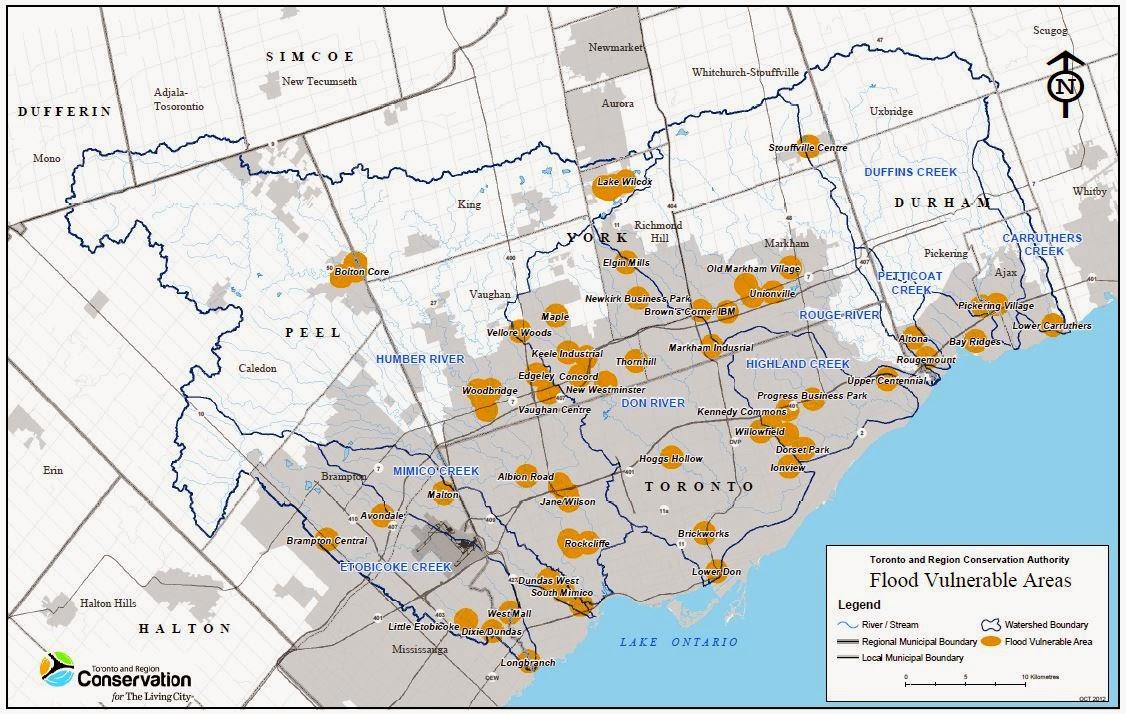 Urban Flooding Flood Insurance In Canada