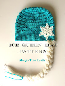 Elsa hat pattern