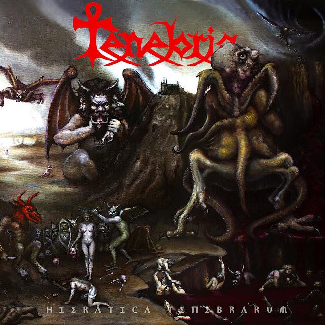 Mejor Progresivo / Technical Death metal cubierta de en septiembre el año 2016