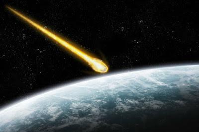 На початку лютого над Атлантичним океаном за тисячу кілометрів від берегів Бразилії вибухнув великий метеорит.