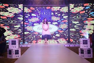 Mom-to-be Soha Ali Khan walked the ramp  at Season 5 of India Kids Fashion Week Delhi