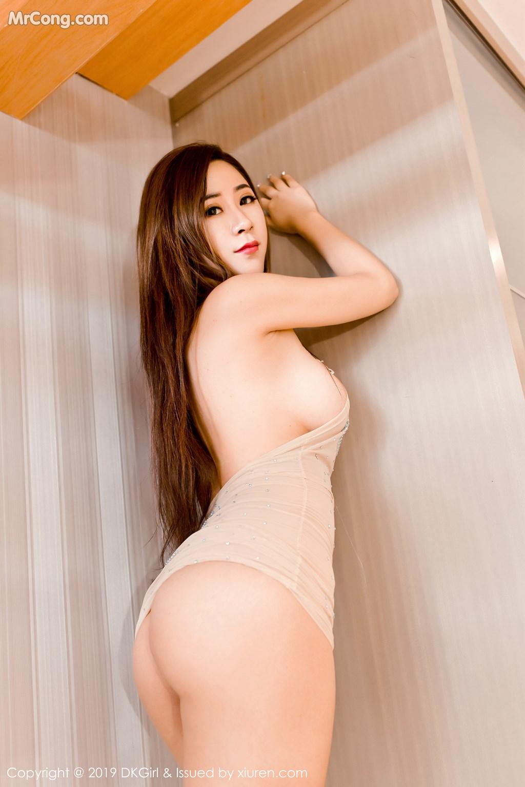 Image DKGirl-Vol.109-Cier-MrCong.com-009 in post DKGirl Vol.109: 雪儿Cier (49 ảnh)