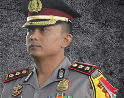 Polres Lampung Timur Periksa Ketiga Pelaku Black Campaign