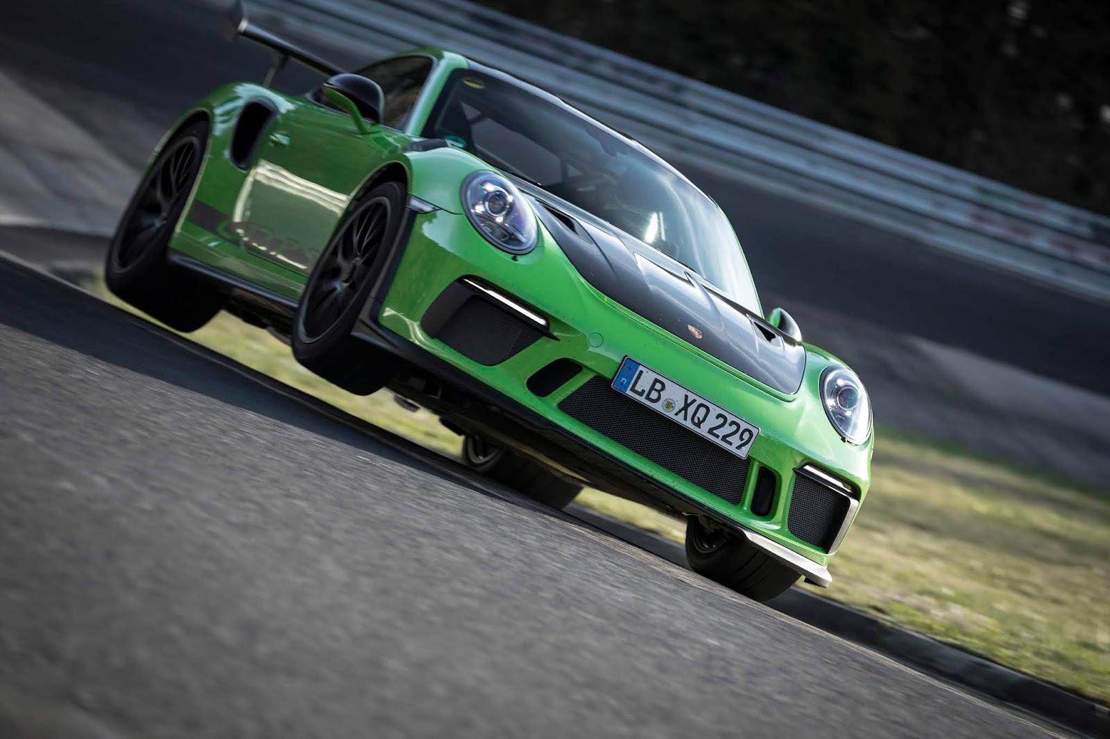 4742eaf49e RECTA PRINCIPAL: Aterriza en Argentina el Porsche 911 GT3 RS