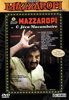 Mazzaropi: O Jeca Macumbeiro - DVDRip Nacional