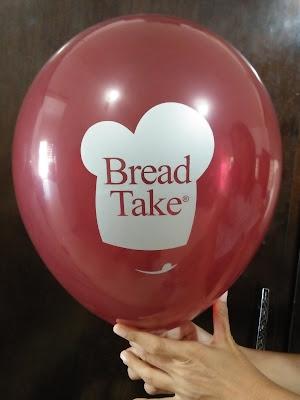 Balon Sablon Bread Take