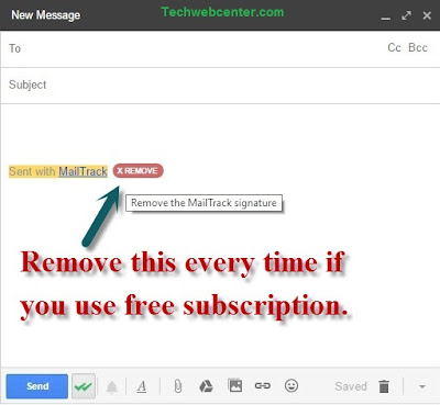 FREE MailTrack for Gmail