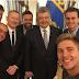 ESC2017: Presidente ucraniano congratula organizadores