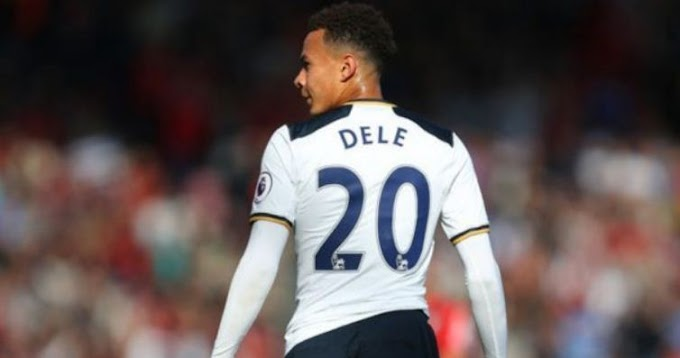 Alli signs new six-year deal with Tottenham