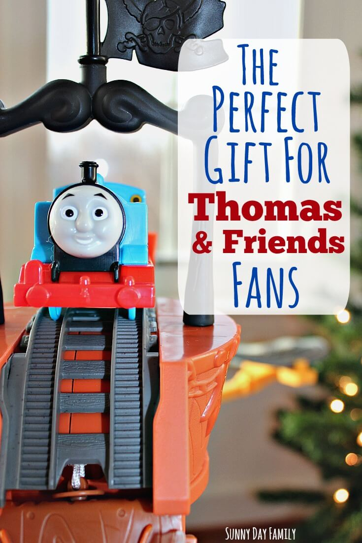 The Perfect Gift For Thomas Friends Fans Sunny Day Family