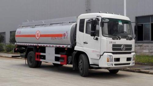 60,000 Liter Petrol Skids On Chakwal Road