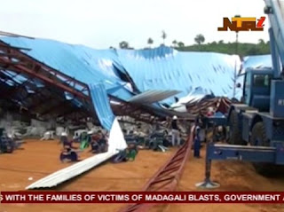 Akwa Ibom governor escapes death