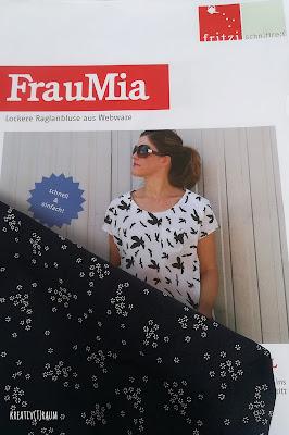 Nähworkshop_Frau Mia_Bluse Mia_genähte Bluse