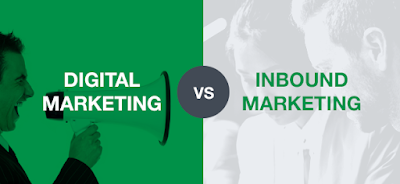 Phân biệt Digital Marketing, Inbound Marketing