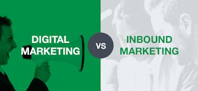 Phân biệt Digital Marketing, Inbound Marketing