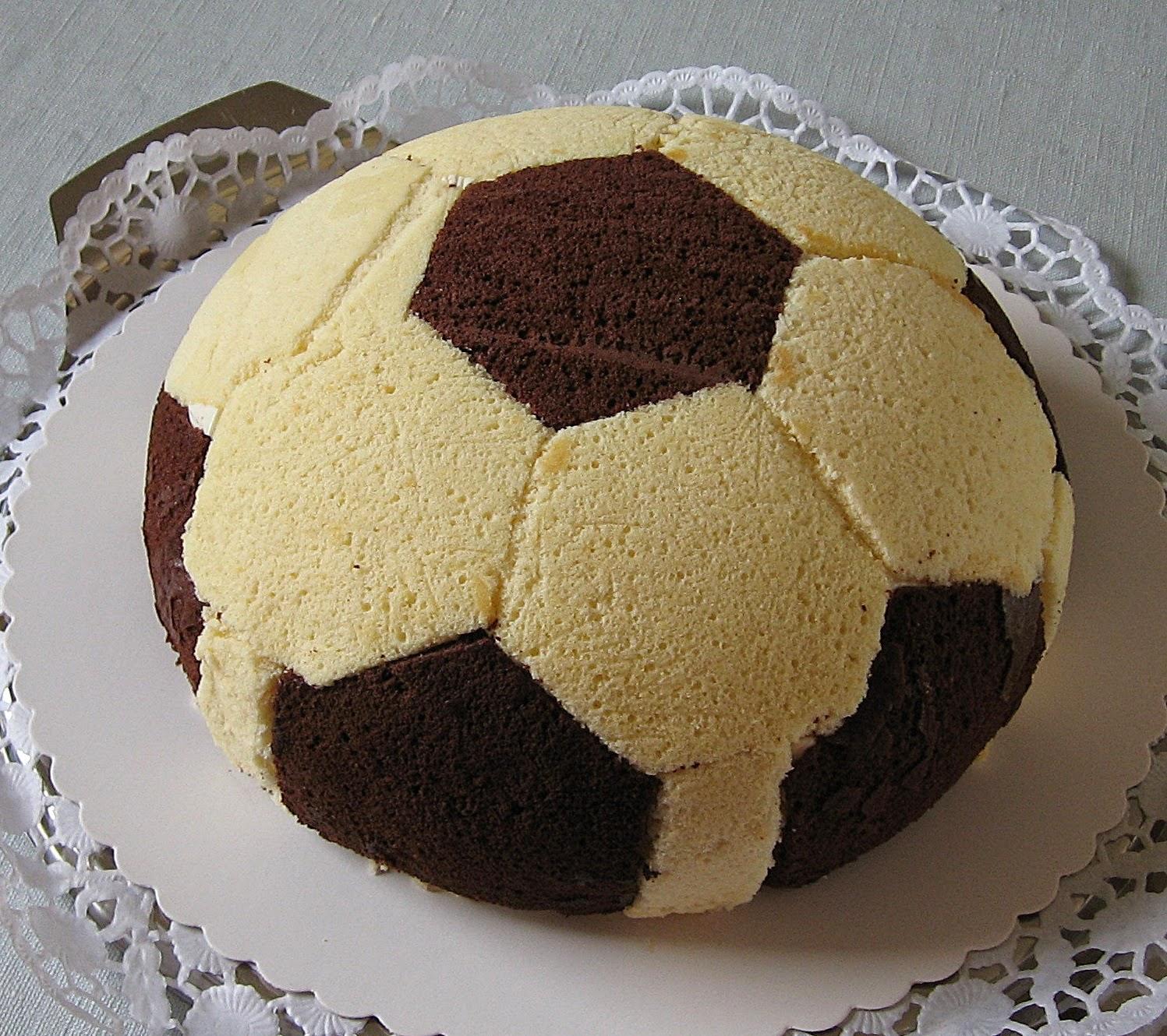 Bilder Zu Fussball Kuchen Rezept Tim Malzer