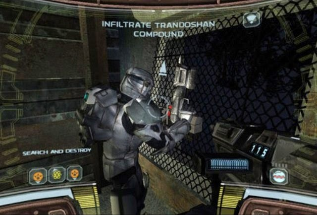 Star Wars Republic Commando PC Games