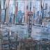 Jeanne-Claude STEINBERG - Artiste peintre, aux Portes Ouvertes 2017 des Artistes du 16e l 13-14-15 octobre.