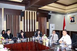 Wakil Gubernur Sumut Terima Delegasi Pemerintah Singapura