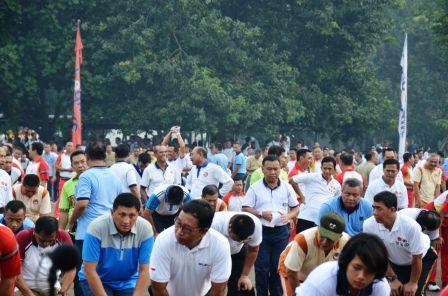 Bakamla RI Turut Wujudkan Soliditas TNI - Polri