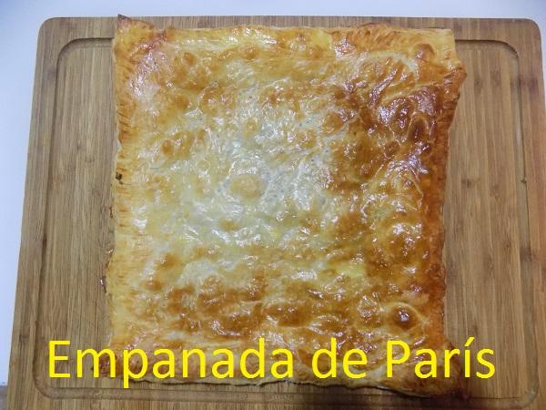 Empanada de París