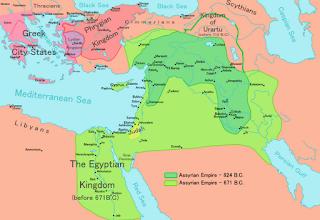 Imperio Nuevo Asirio