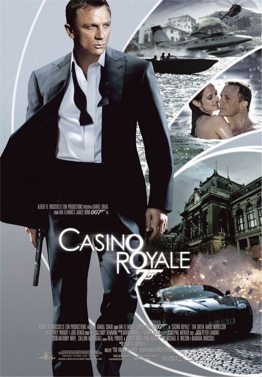 cast casino royale 2006