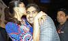 Deepika Padukone kissing Ayan Mukherjee