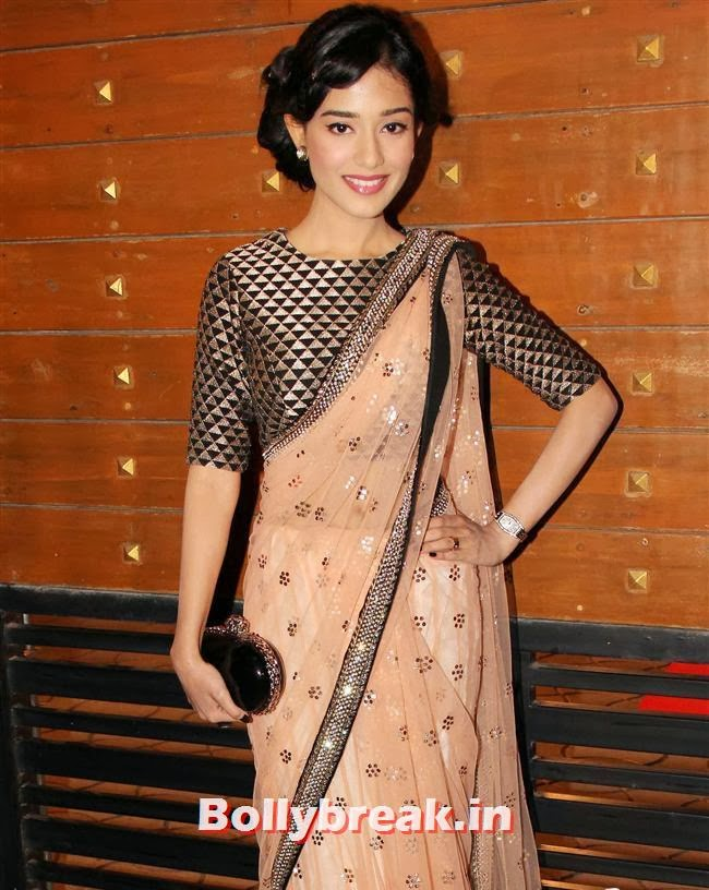 Amrita Rao, Filmfare Awards 2014 Red carpet Images