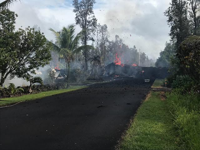 بركان-كيلاويا-هاواي