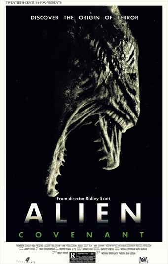 Alien Covenant 2017 Full Movie Download
